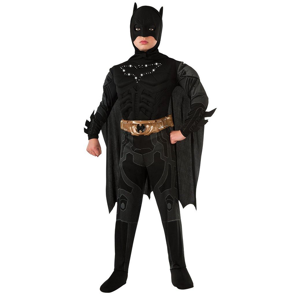 The Dark Knight Rises Batman Light-Up Costume - Kids