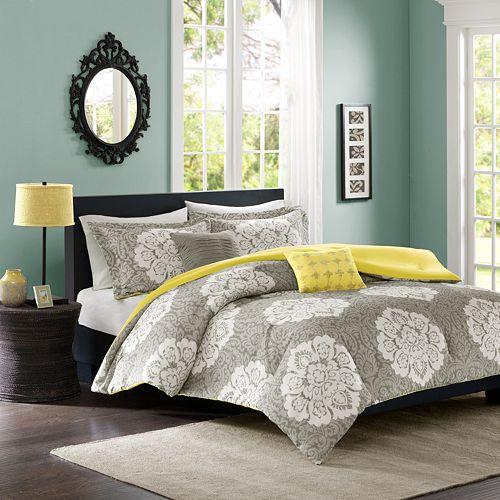 Intelligent Design Ciara Reversible Comforter Set