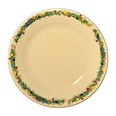 Kohls Christmas Dishes.Christmas Plates Dinnerware Serveware Kitchen Dining