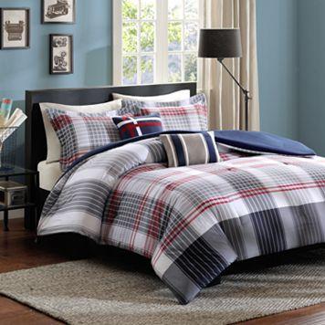 Intelligent Design Harper Reversible Comforter Set