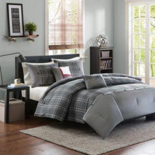 Intelligent Design Campbell Reversible Comforter Set