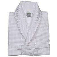 Linum Home Textiles Waffle Unisex Bath Robe