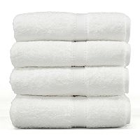 Linum Home Textiles Terry 4 pkBath Towels