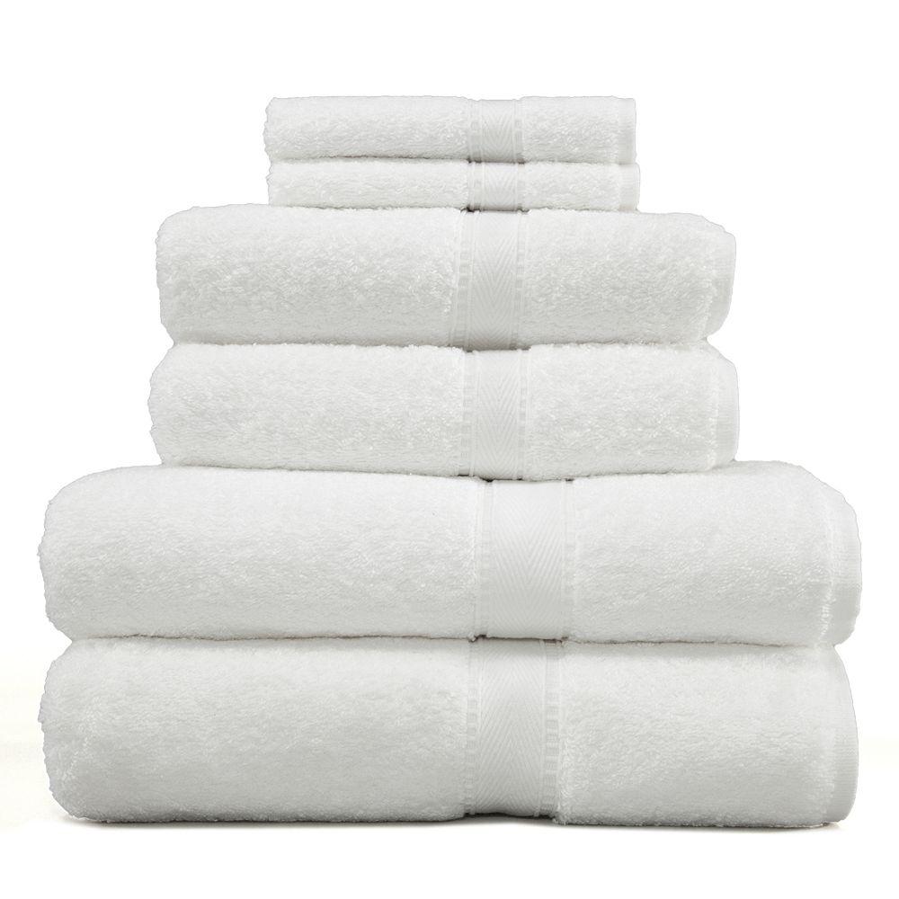 Linum Home Textiles Terry 6-pc. Bath Towel Set