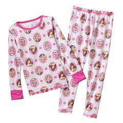 Disney Princess Long Underwear Set by Cuddl Duds - Toddler