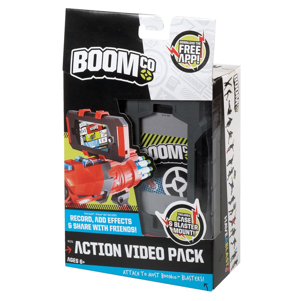 BOOMco Action Video Pack