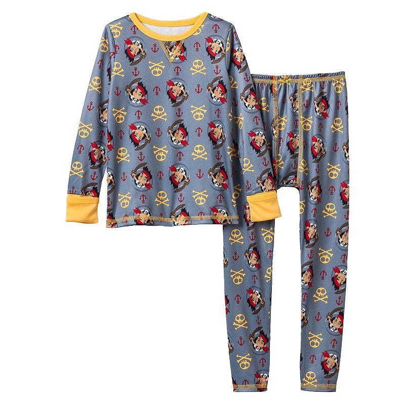 Disney Jake and the Neverland Pirates Long Underwear Set - Toddler