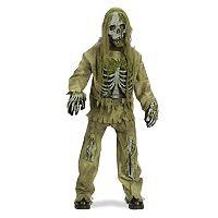 Skeleton Zombie Costume - Pre-Teen