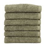 Linum Home Textiles Soft Twist 6-pk. Washcloths