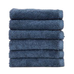 Linum Home Textiles Soft Twist 6-pk. Washcloths