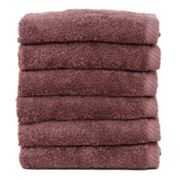 Linum Home Textiles Soft Twist 6 pkWashcloths