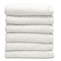 Linum Home Textiles Soft Twist 6 pkWashcloths