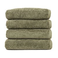Linum Home Textiles Soft Twist 4 pkHand Towels
