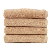 Linum Home Textiles Soft Twist 4-pk. Hand Towels