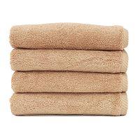 Linum Home Textiles Soft Twist 4 pkHand Towels