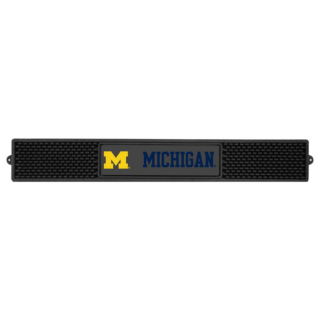 Michigan Wolverines Drink Mat