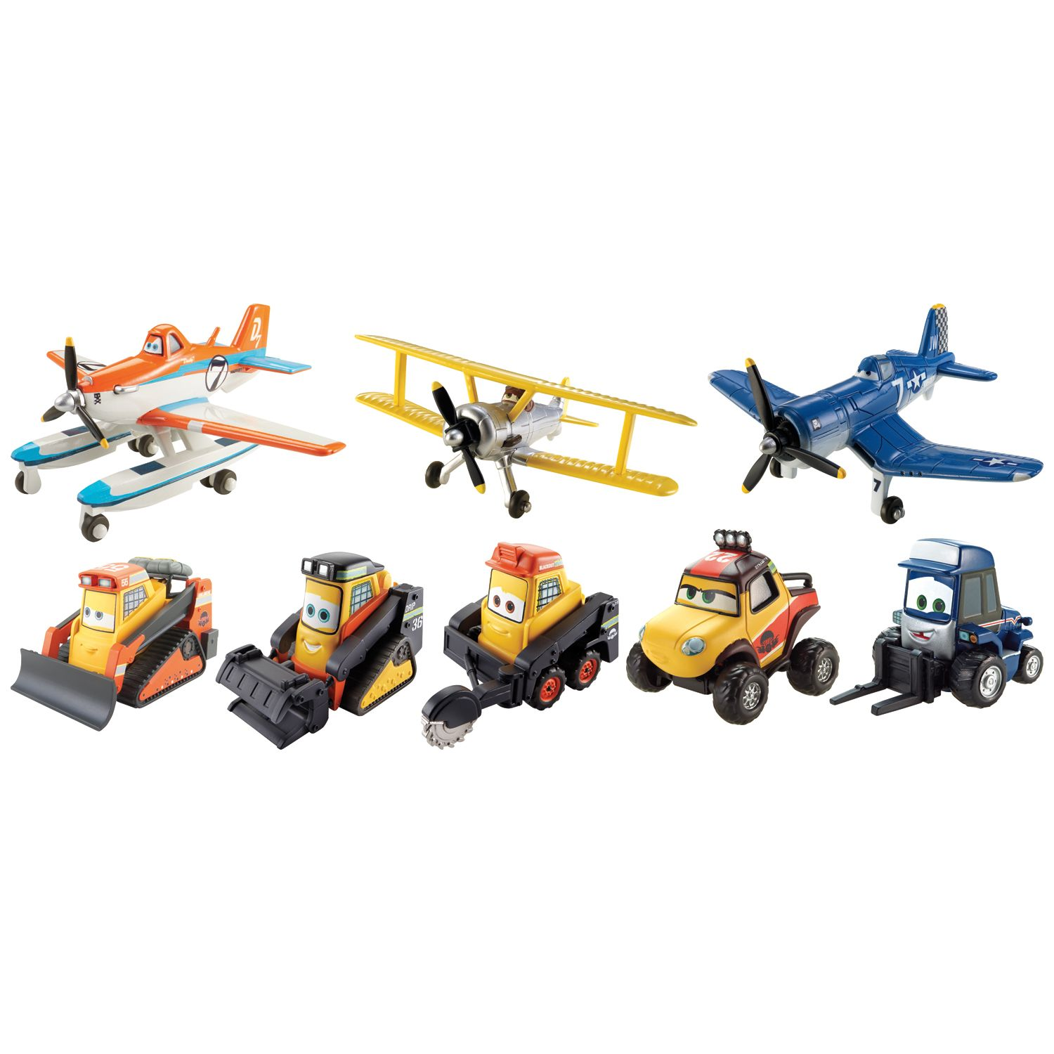 Sale Disney Planes Fire Amp Rescue Die Cast Collection By