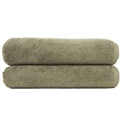 Linum Home Textiles Soft Twist 2 pkBath Towels