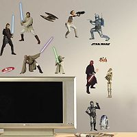 Star Wars Peel & Stick Wall Decals
