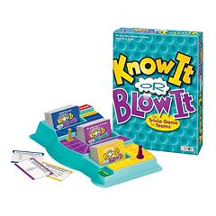 Know It or Blow It Trivia Game by Patch by