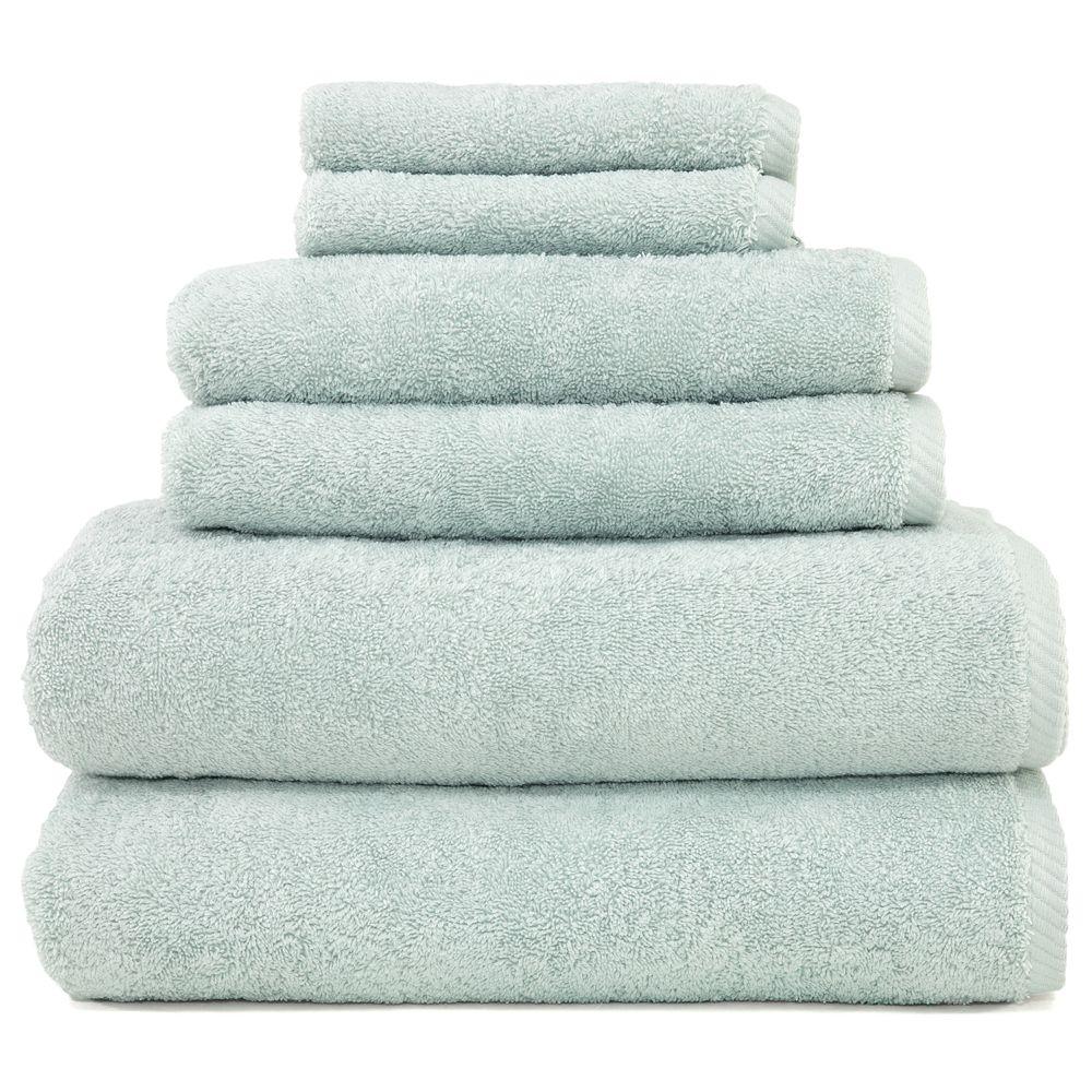 Linum Home Textiles Soft Twist 6-pc. Bath Towel Set