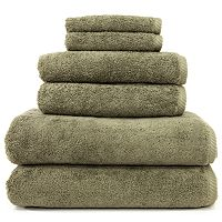 Linum Home Textiles Soft Twist 6 pc Bath Towel Set