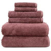 Linum Home Textiles Soft Twist 6-pc. Bath Towel Set