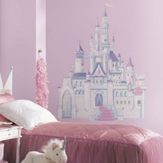 Disney Princess Castle Peel and Stick Wall Decal
