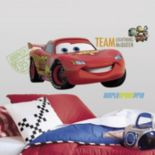 Disney Cars Lightning McQueen Peel & Stick Wall Decal