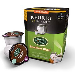 Keurig® K-Carafe™ Pod Green Mountain Coffee Breakfast Blend Light Roast Coffee - 8-pk.