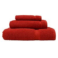 Linum Home Textiles Herringbone 3 pc Bath Towel Set