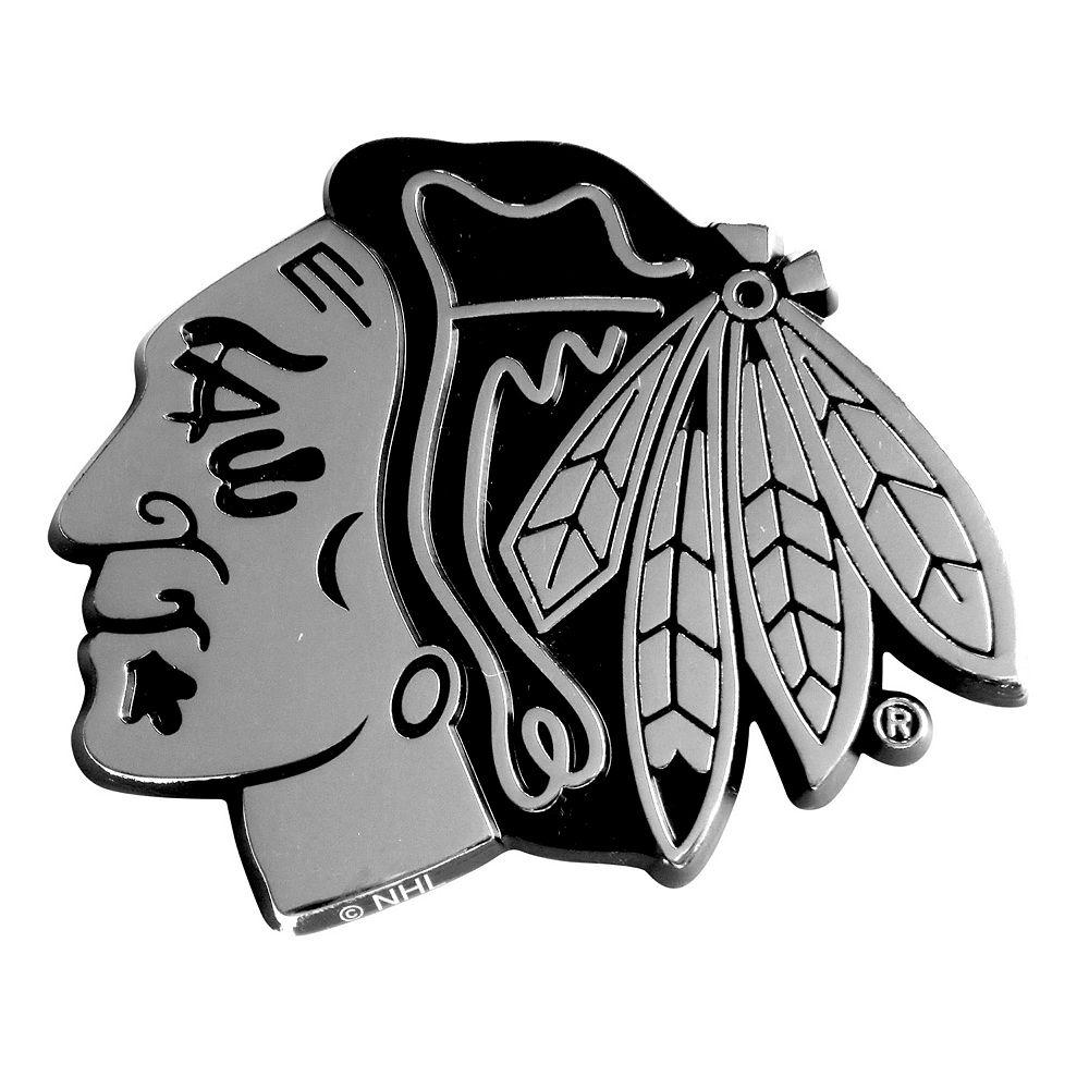 Chicago Blackhawks Auto Emblem