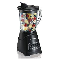 Hamilton Beach Power Elite Glass Jar Blender
