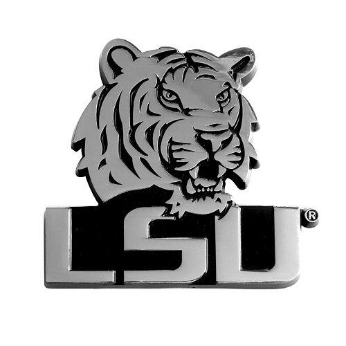 LSU Tigers Auto Emblem