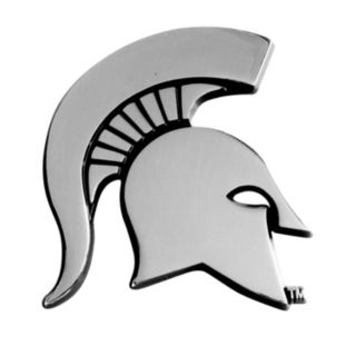 Michigan State Spartans Auto Emblem