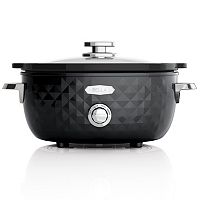 Bella Diamonds Collection 6-qt. Manual Slow Cooker