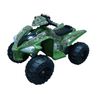 True Timber Camo Super Quad Ride-On