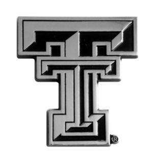 Texas Tech Red Raiders Auto Emblem