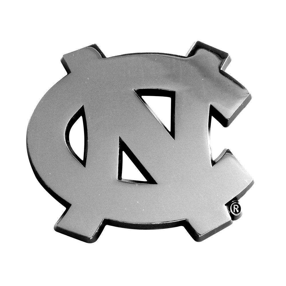 North Carolina Tar Heels Auto Emblem
