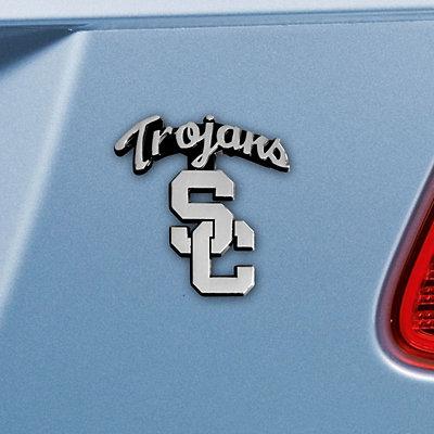USC Trojans Auto Emblem