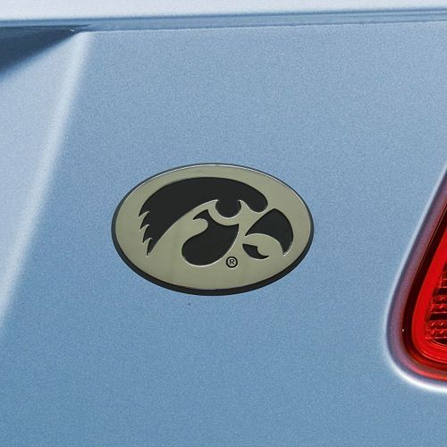 Iowa Hawkeyes Auto Emblem