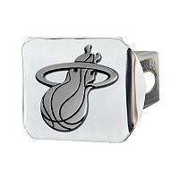 Miami Heat Trailer Hitch Cover