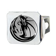 Dallas Mavericks Trailer Hitch Cover