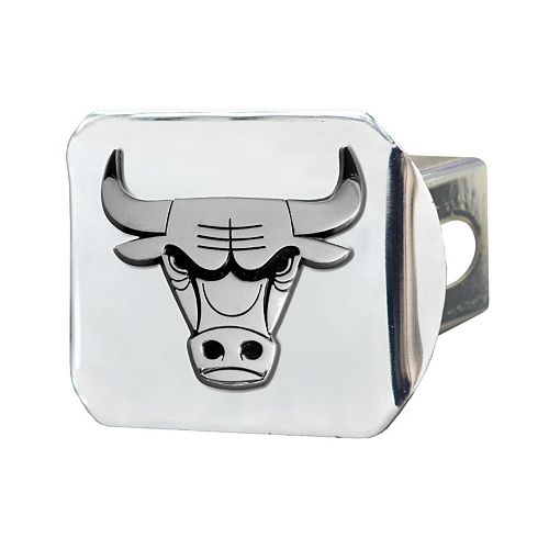 Chicago Bulls Trailer Hitch Cover