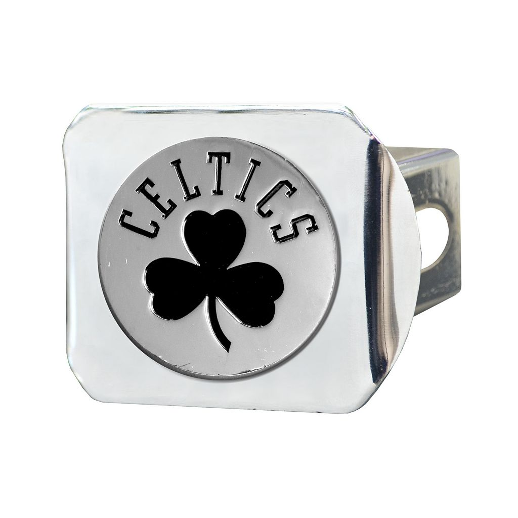 Boston Celtics Trailer Hitch Cover