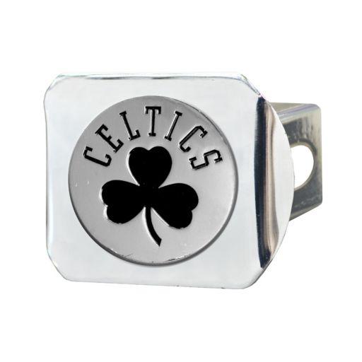 Boston Celtics Trailer Hitch Cover