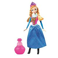 Disney's Frozen Color Change Anna Doll