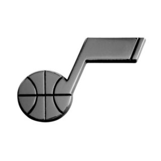 Utah Jazz Auto Emblem