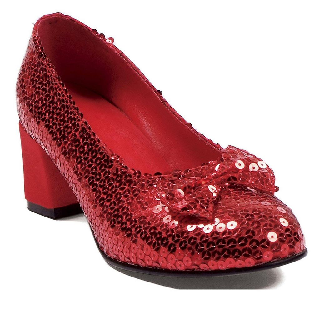 Judy Sequin Shoes - Adult