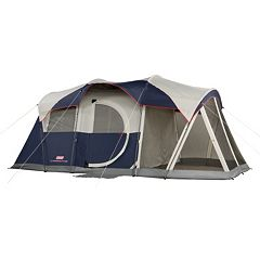 Coleman Elite Weathermaster 6-Person Camping Tent